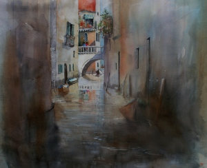 Venedig 60x80cm