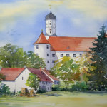 Schloss Höchstädt an der Donau