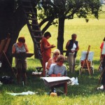 Malkurs Opfenbach/Wangen September 2002