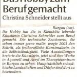 Günzburger Zeitung 13.12.2005
