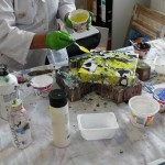 Fluid painting